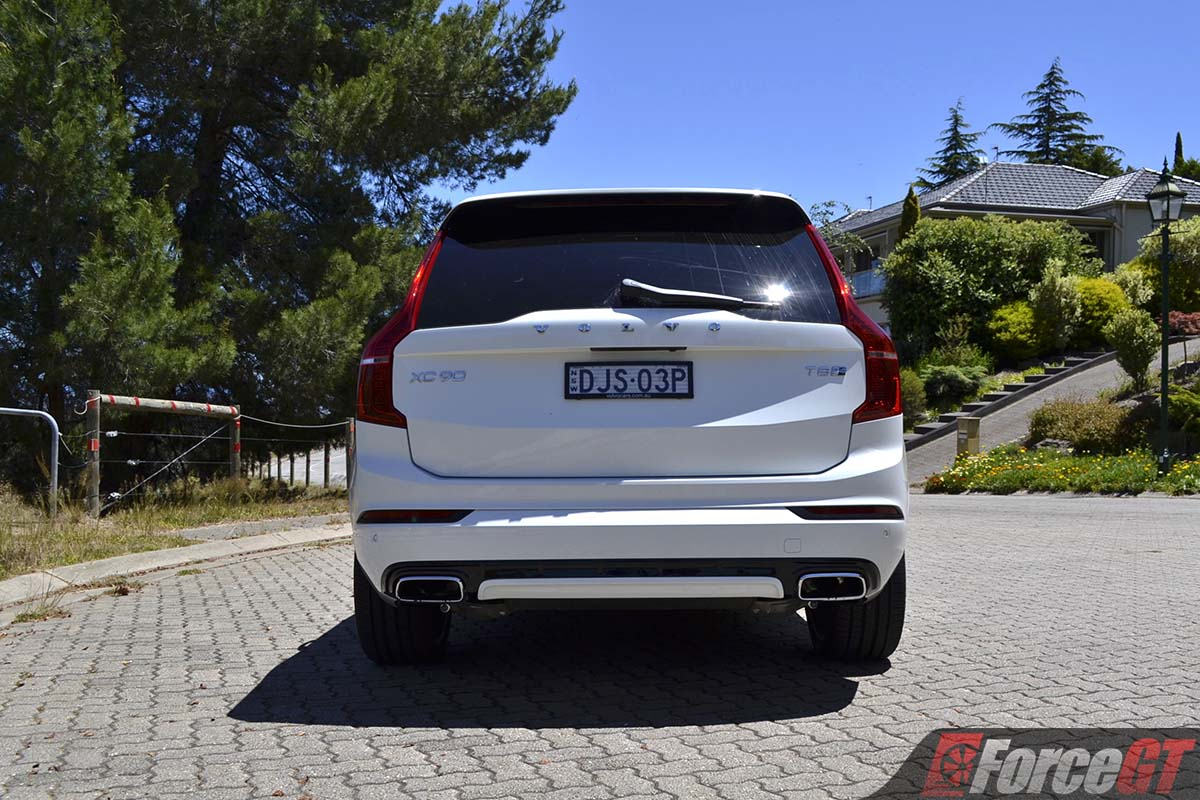2017 Volvo XC90 T8 Twin Engine R-Design Review