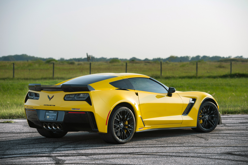 Hennessey Performance Tweaks Chevrolet Corvette C7 Z06
