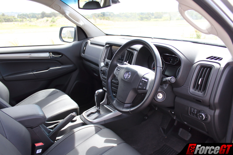 2017 Holden Trailblazer 4x4 LTZ Review