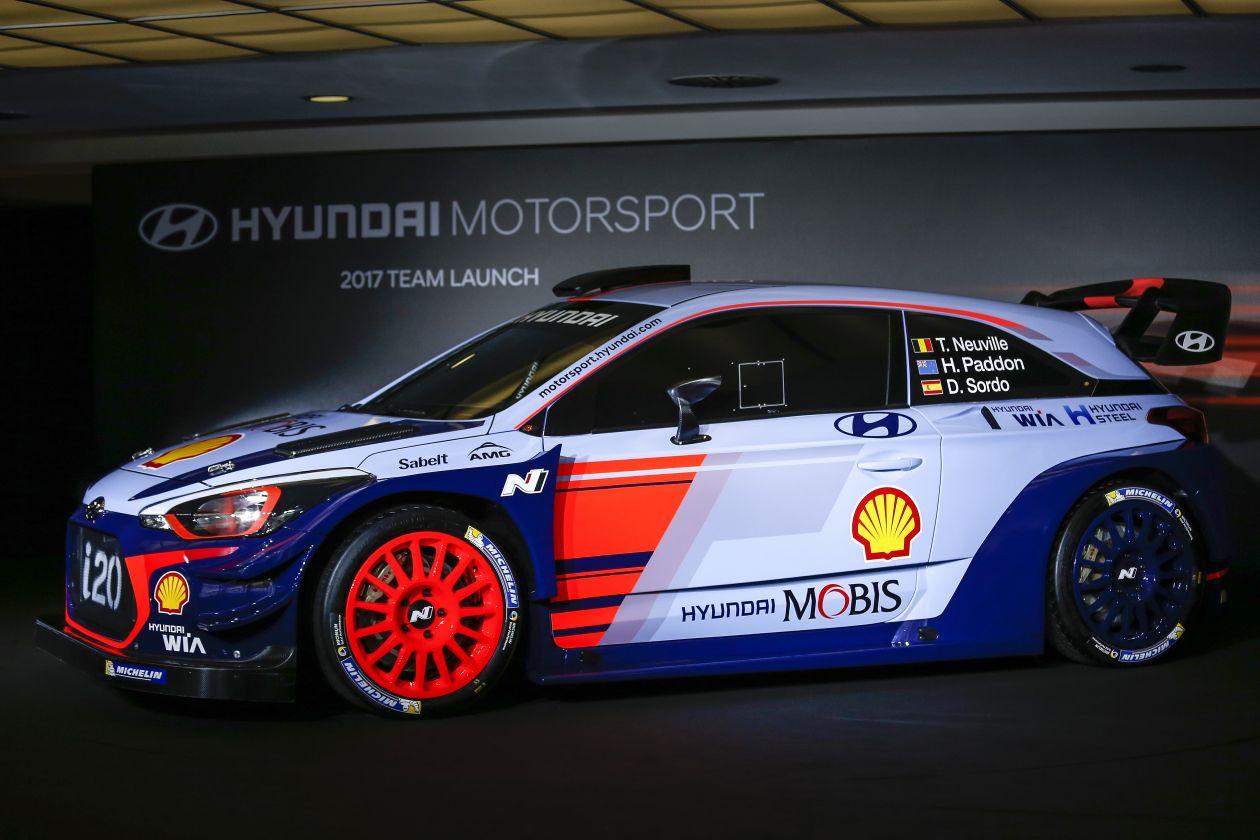 Creative Hyundai Unveils 2017 I20 Coupe WRC  ForceGTcom