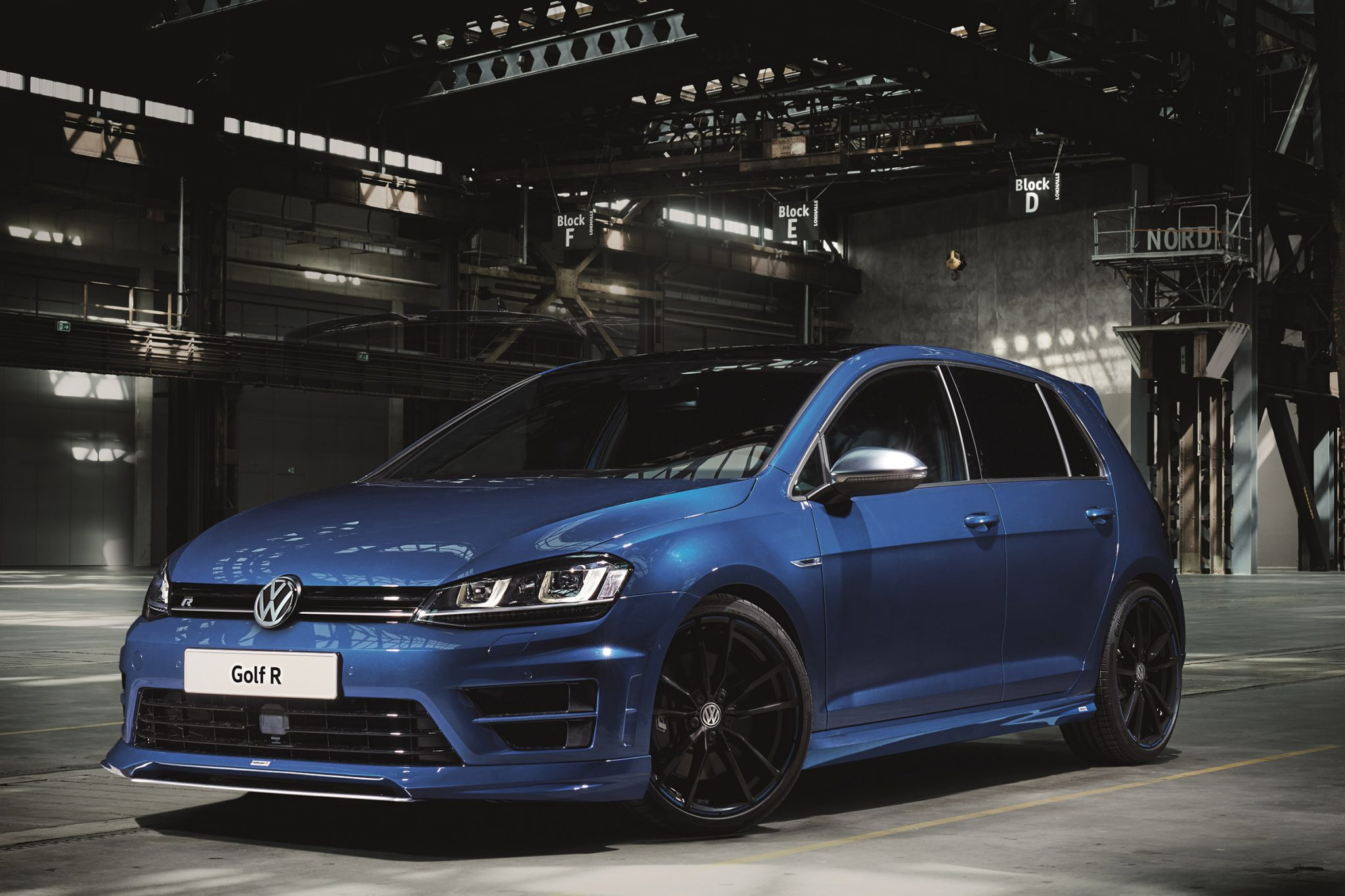 Volkswagen introduces Oettinger body kits for performance ...