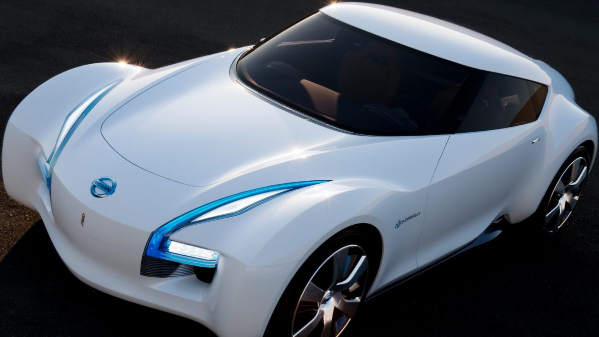 Nissan Z Concept To Preview Next Generation 370z In Tokyo