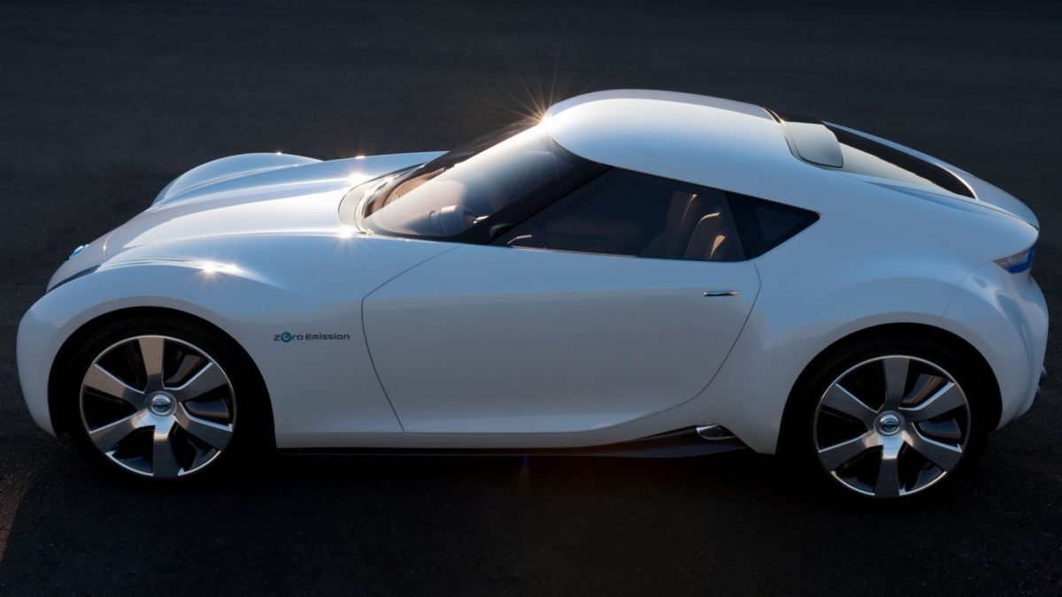 Next Generation Nissan Z >> Nissan Z Concept to preview next-generation 370Z in Tokyo - ForceGT.com