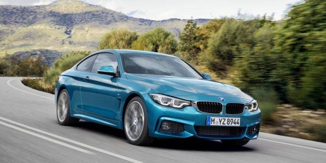 BMW 4 Series revised for 2017