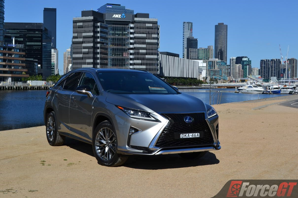 2017 lexus rx 450h review. Black Bedroom Furniture Sets. Home Design Ideas