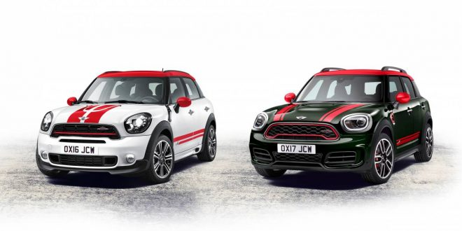 2017 MINI John Cooper Works Countryman is the most powerful ever