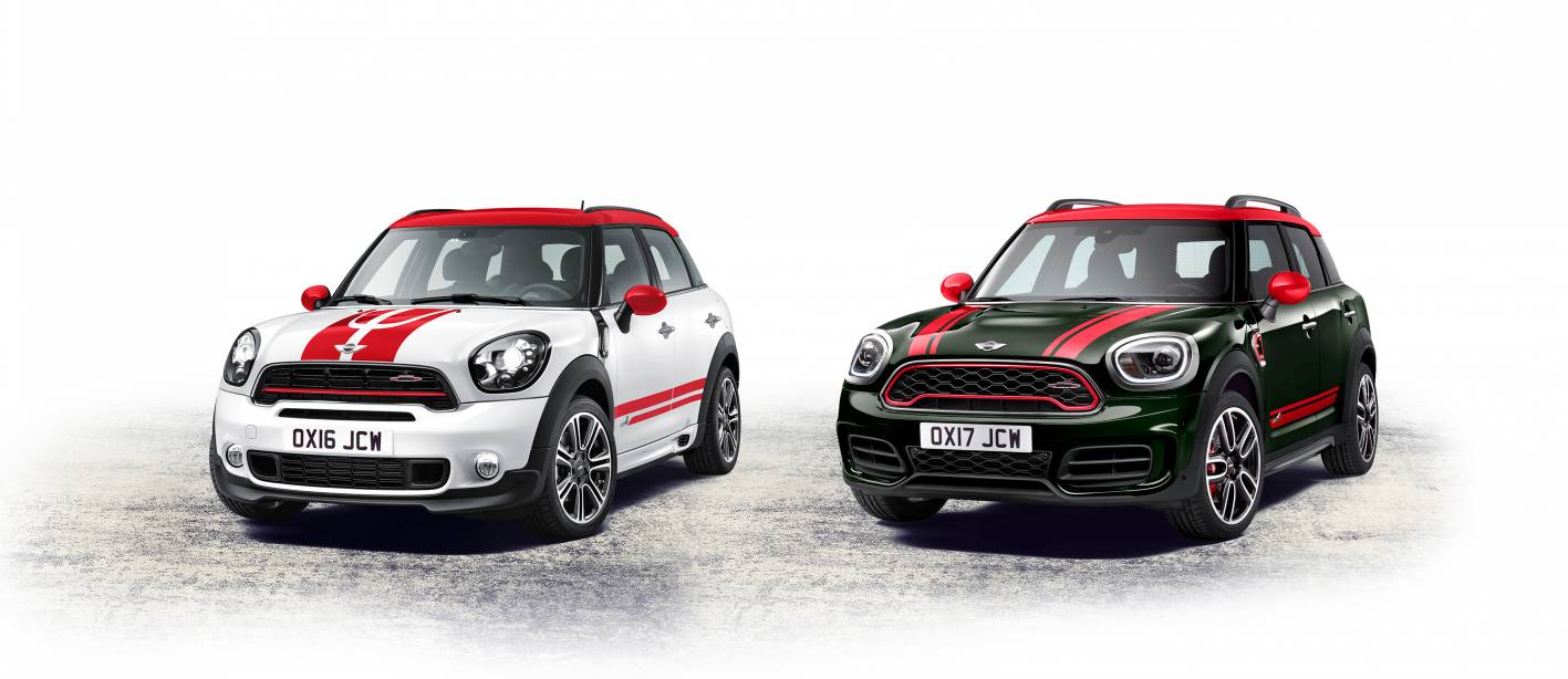 2017 mini john cooper works countryman is the most powerful ever. Black Bedroom Furniture Sets. Home Design Ideas
