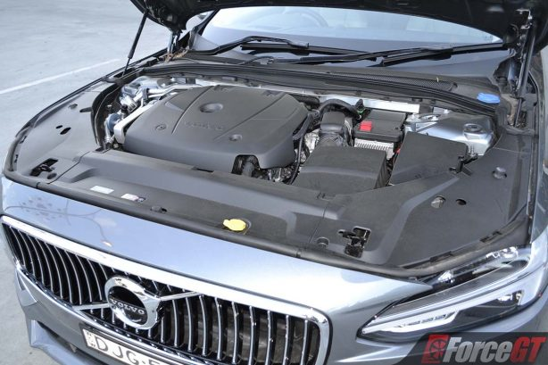 2017 volvo s90 engine
