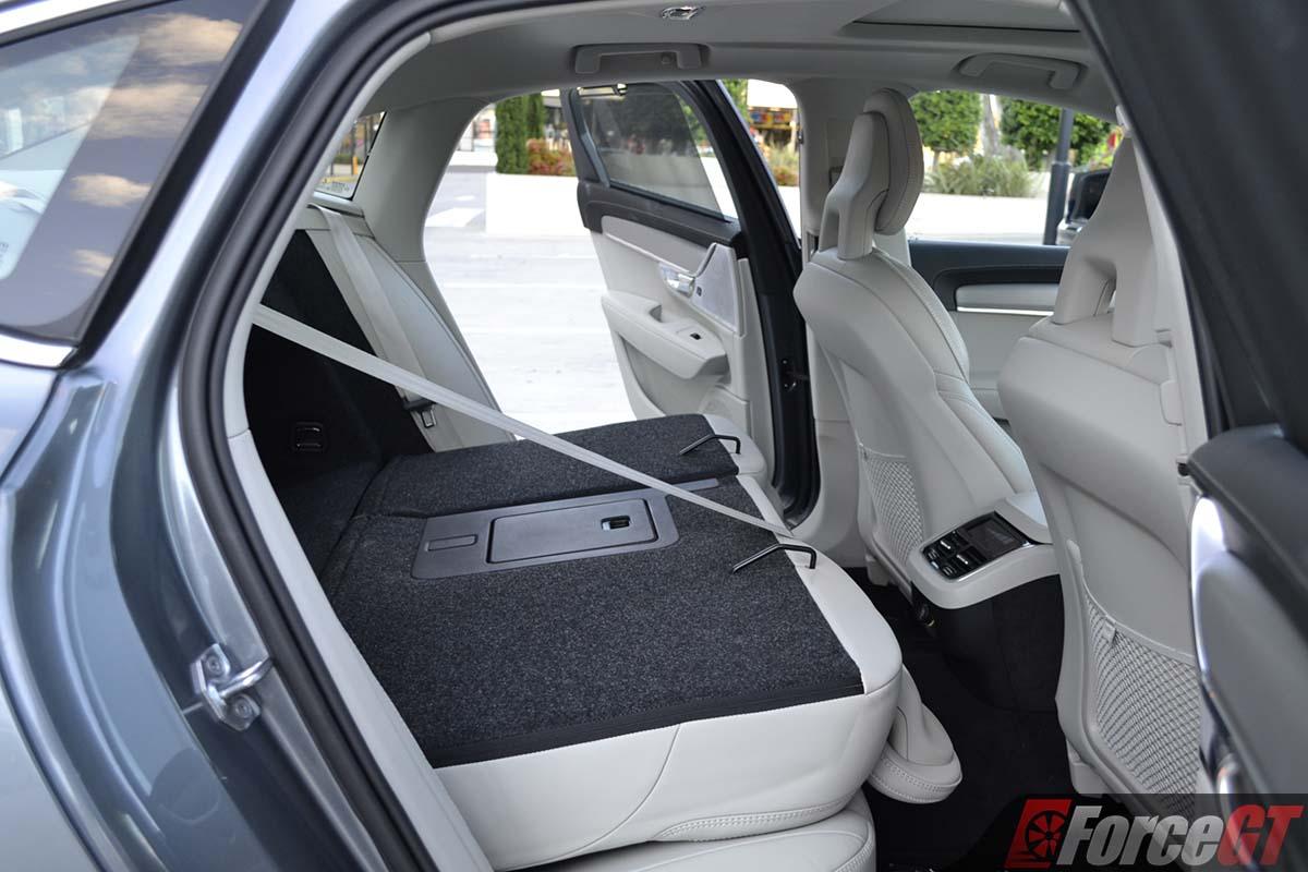 2017 volvo s90 folding rear seat forcegtcom