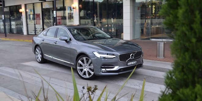 2017 Volvo S90 Review – T6 Inscription AWD