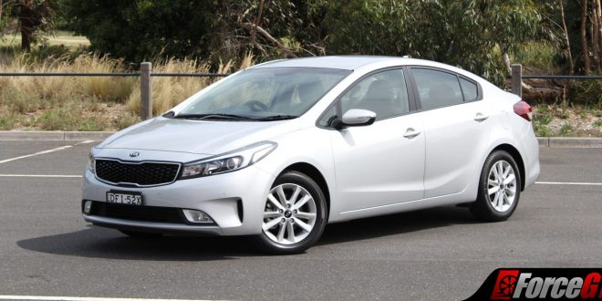 2017 Kia Cerato Sedan S Premium Review