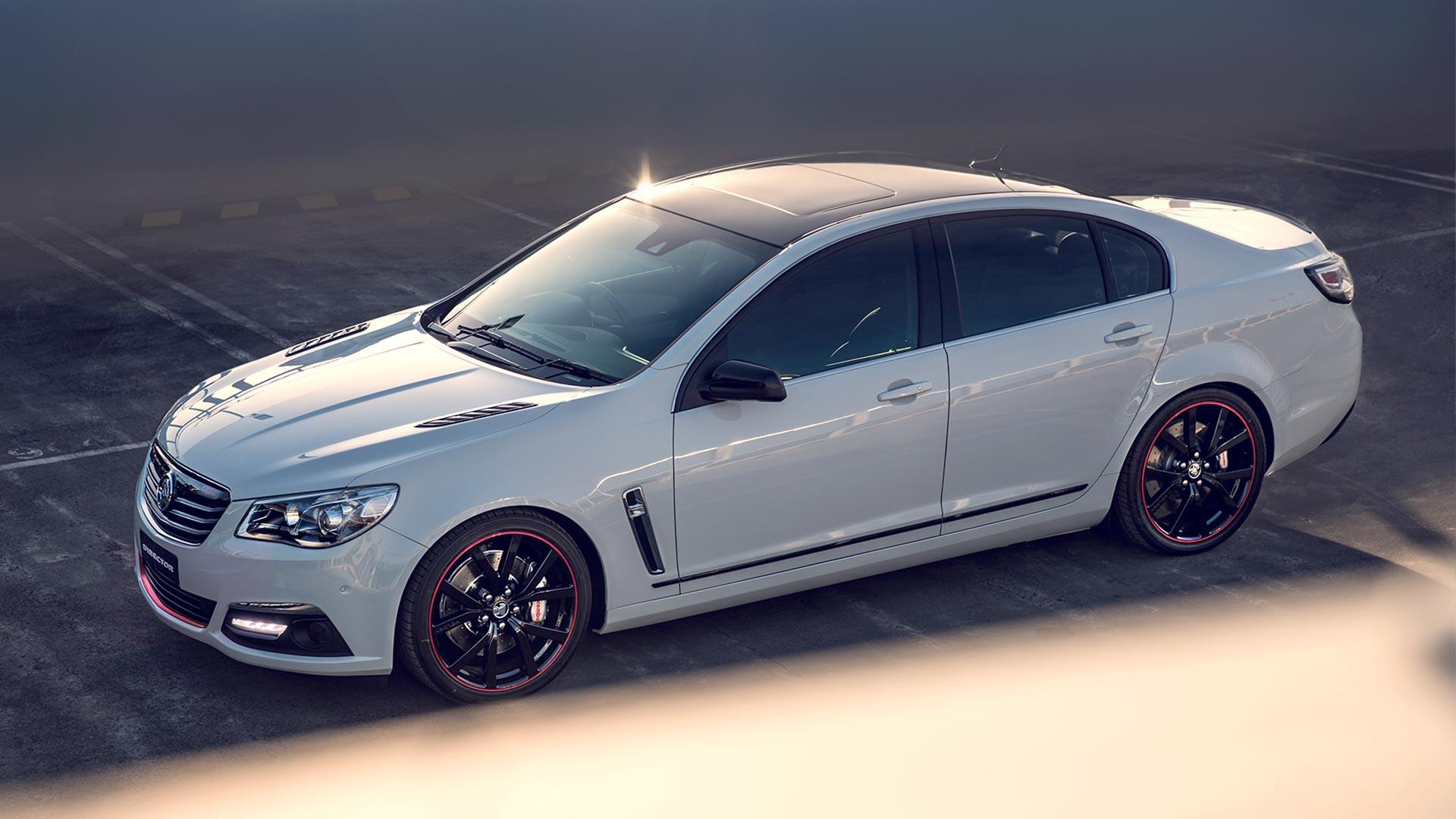 Holden Introduces Three Limited Edition Commodores Now