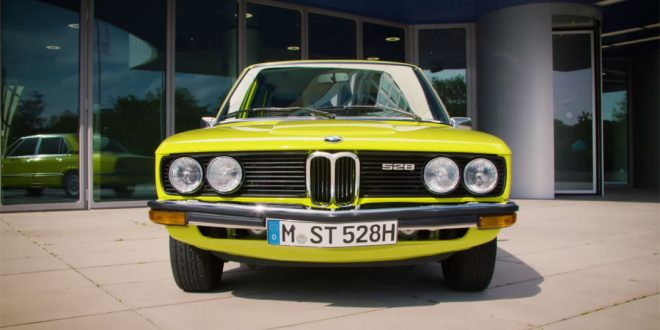 Video: BMW's 5 Series through the decades