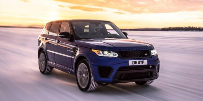 Range Rover Sport SVR 0-100km/h times tested on various surfaces