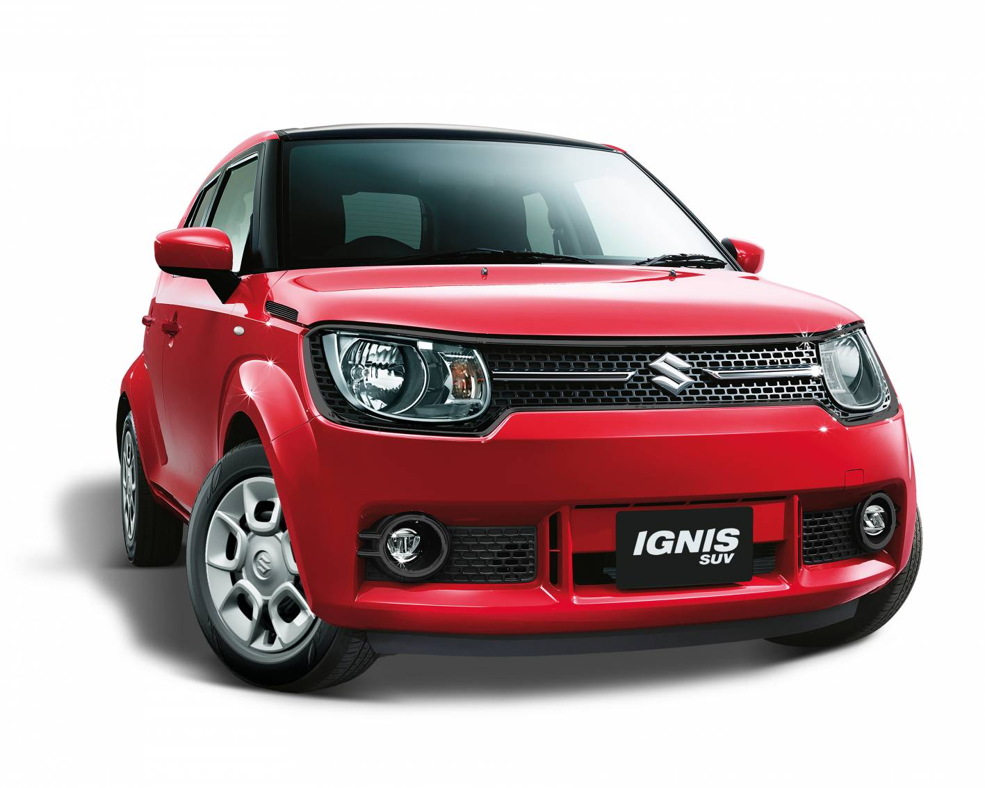 funky new 2017 suzuki ignis arrives in australia from 16 990. Black Bedroom Furniture Sets. Home Design Ideas