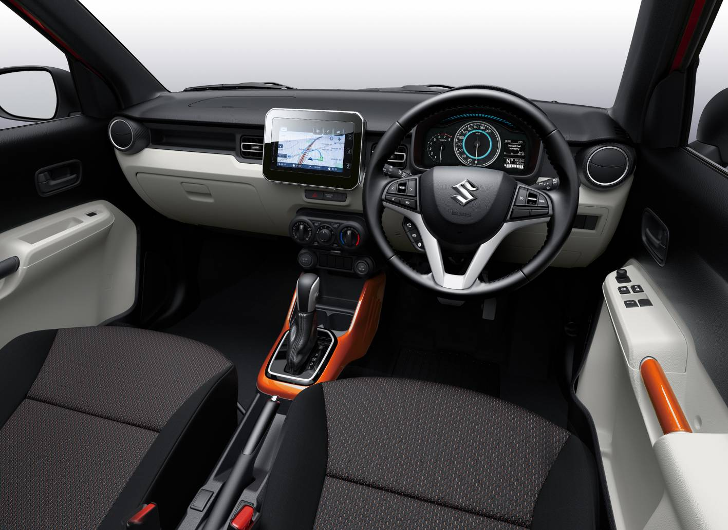 Suzuki Vitara Sat Nav Instructions