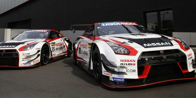 Nissan to take on 2017 Bathurst 12 Hour with two GT-R Nismo GT3s
