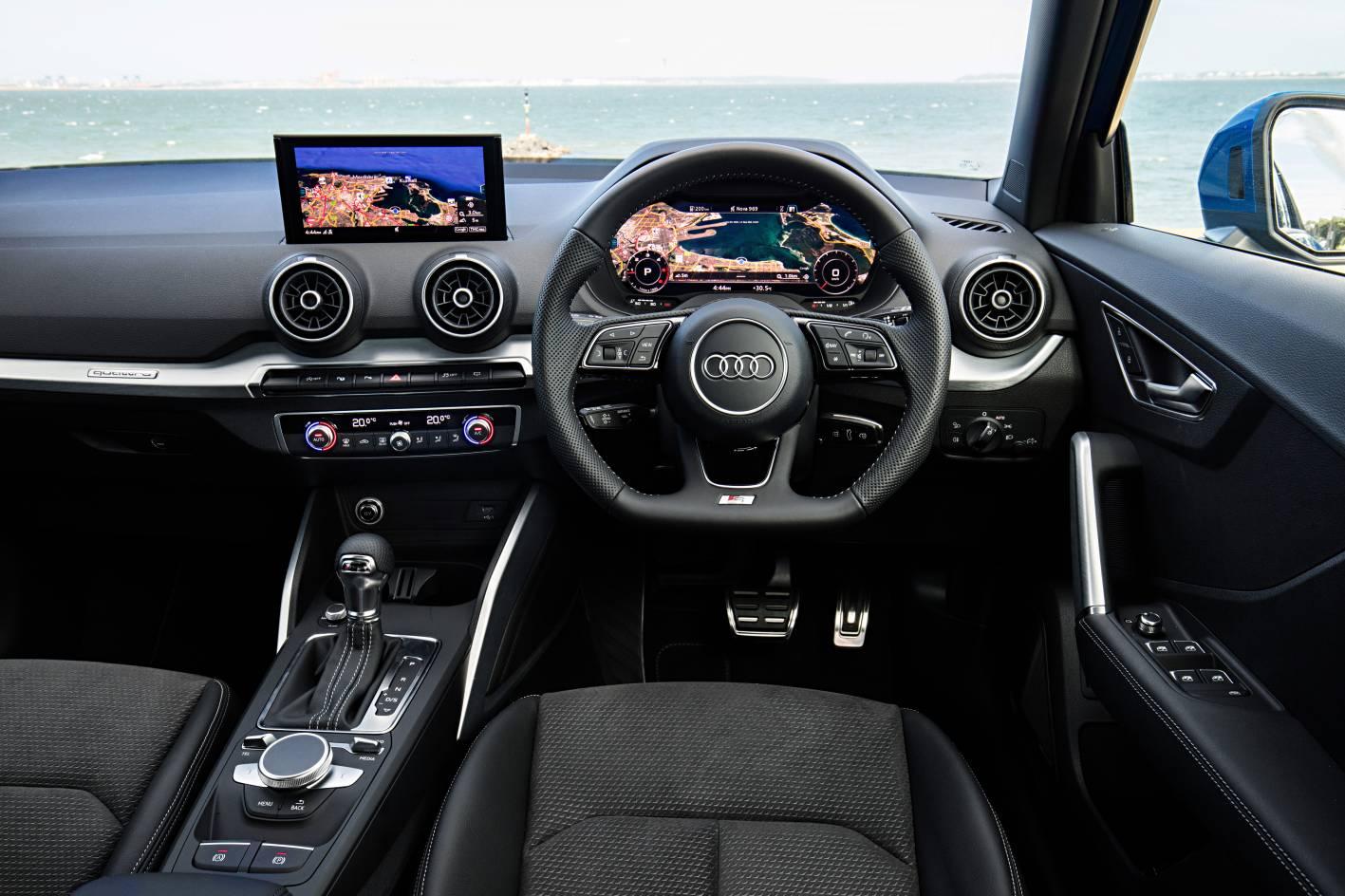 Audi q5 quattro system review