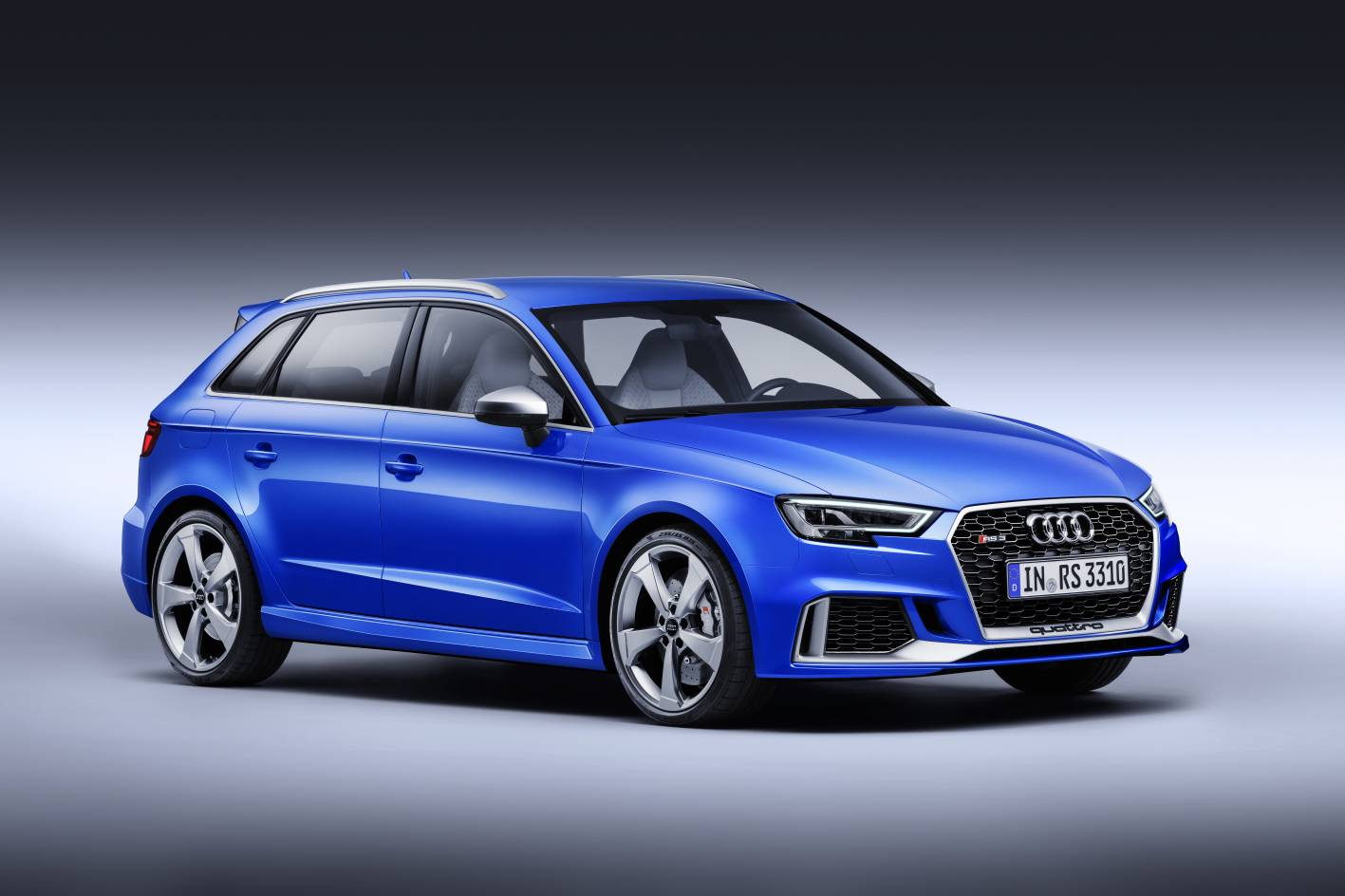 2017 audi rs 3 sportback is the most powerful 5 cyl in the world. Black Bedroom Furniture Sets. Home Design Ideas