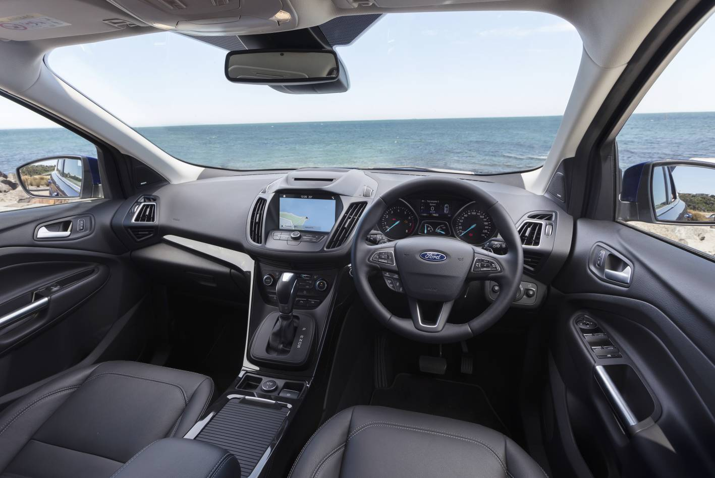 2017 Ford Escape Boosts Appeal With Keener Pricing And More Kit