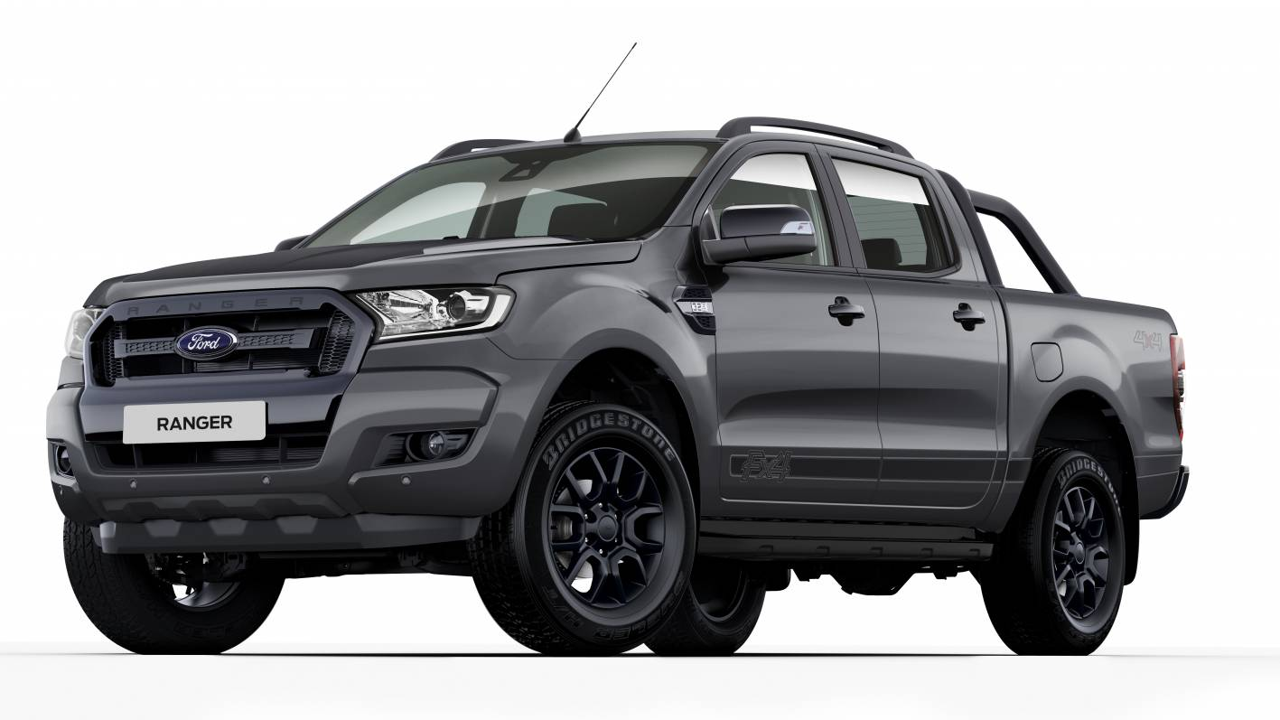 Ford Ranger White 2017 >> Ford launches bold new Ranger FX4 - ForceGT.com