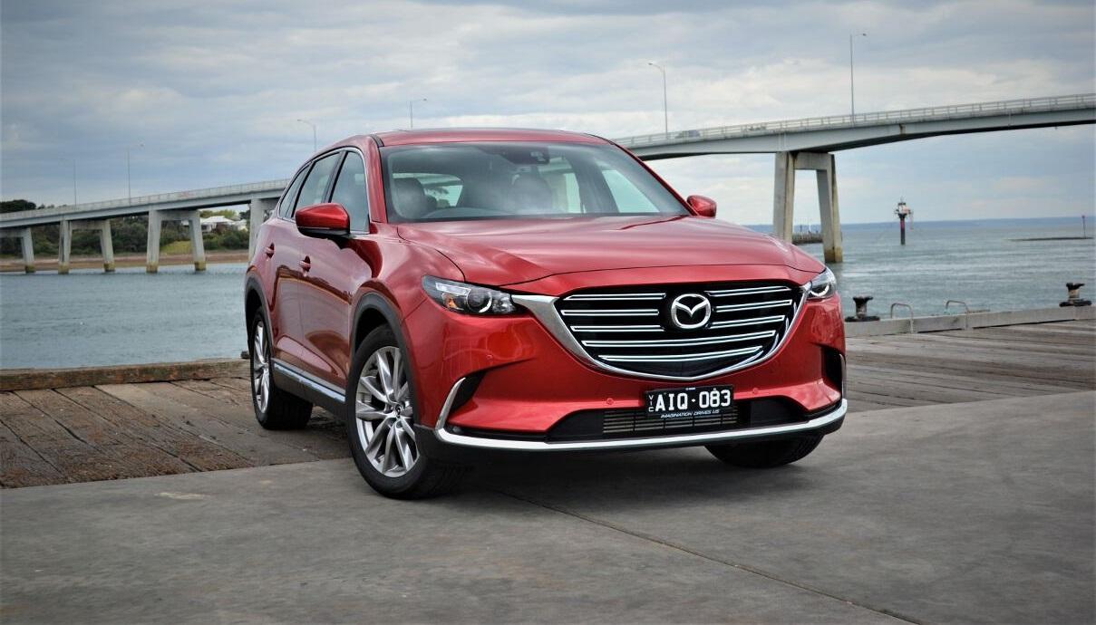 Mazda announces CX-8 three-row crossover - ForceGT.com