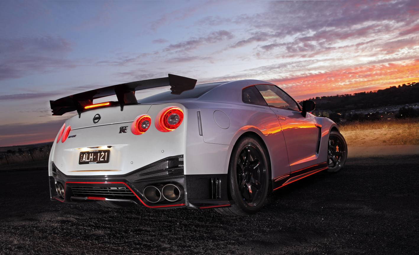 2017 nissan gt r nismo hits australian shores. Black Bedroom Furniture Sets. Home Design Ideas