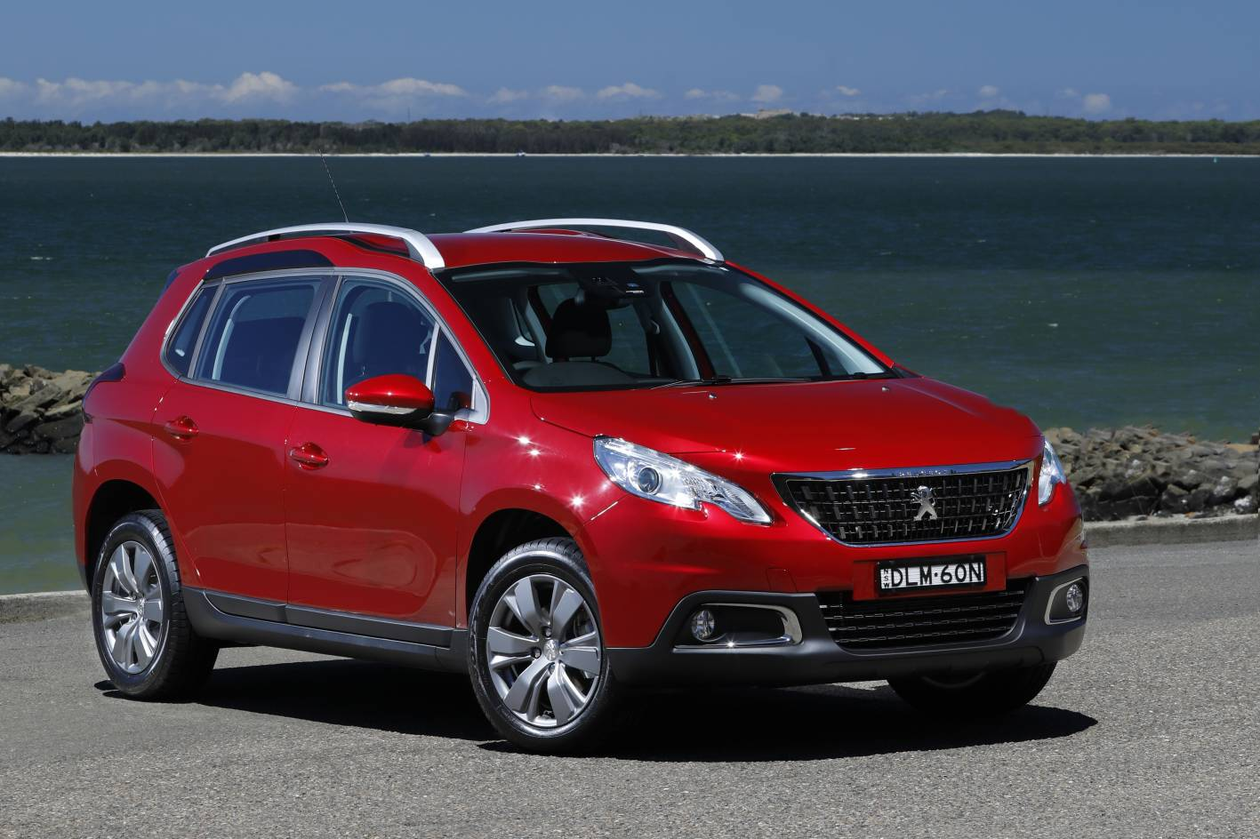 new look peugeot 2008 pricing and specification announced. Black Bedroom Furniture Sets. Home Design Ideas