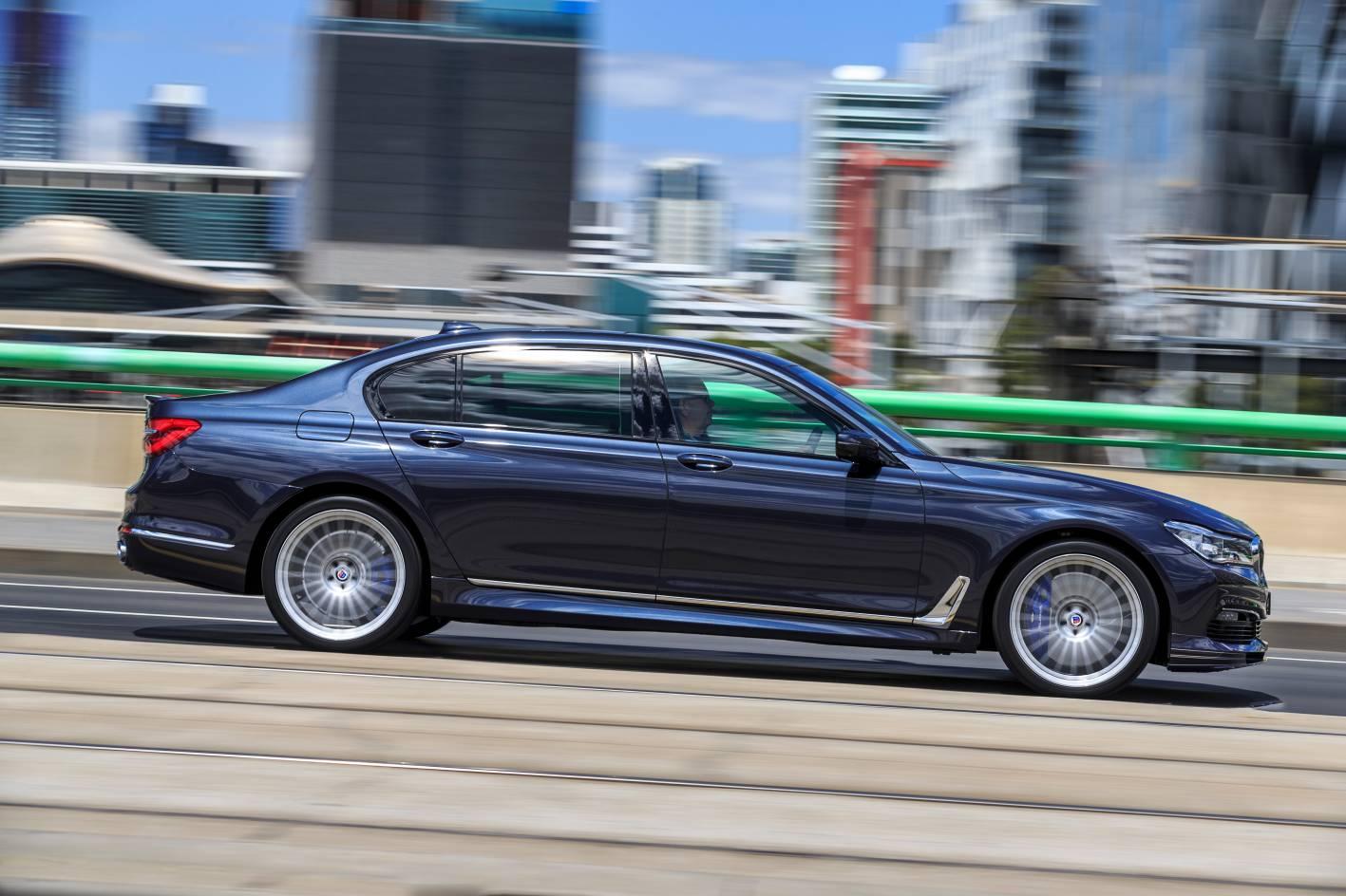 Flagship Bmw Alpina B7 Bi Turbo Lands Stuffed With 447kw 800nm Forcegt Com