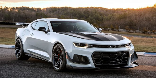Meet the most track-capable Chevrolet Camaro – the 2018 ZL1 1LE