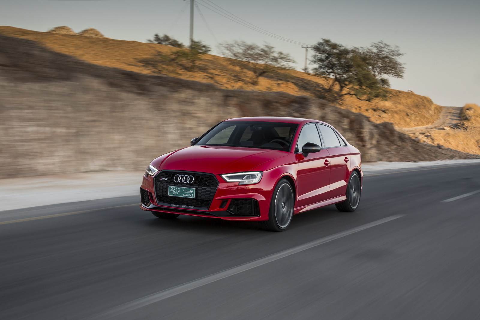 Innovative Audi Details New 2017 RS3 Sedan With More Photos  ForceGTcom