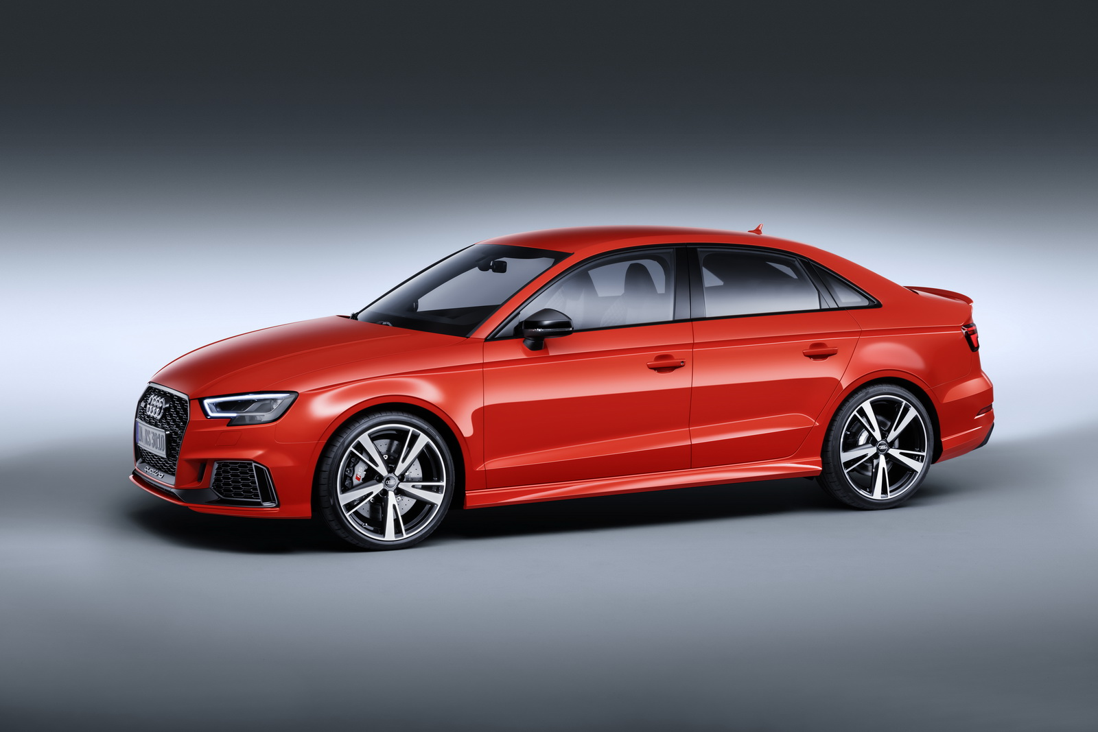 audi details new 2017 rs3 sedan with more photos. Black Bedroom Furniture Sets. Home Design Ideas