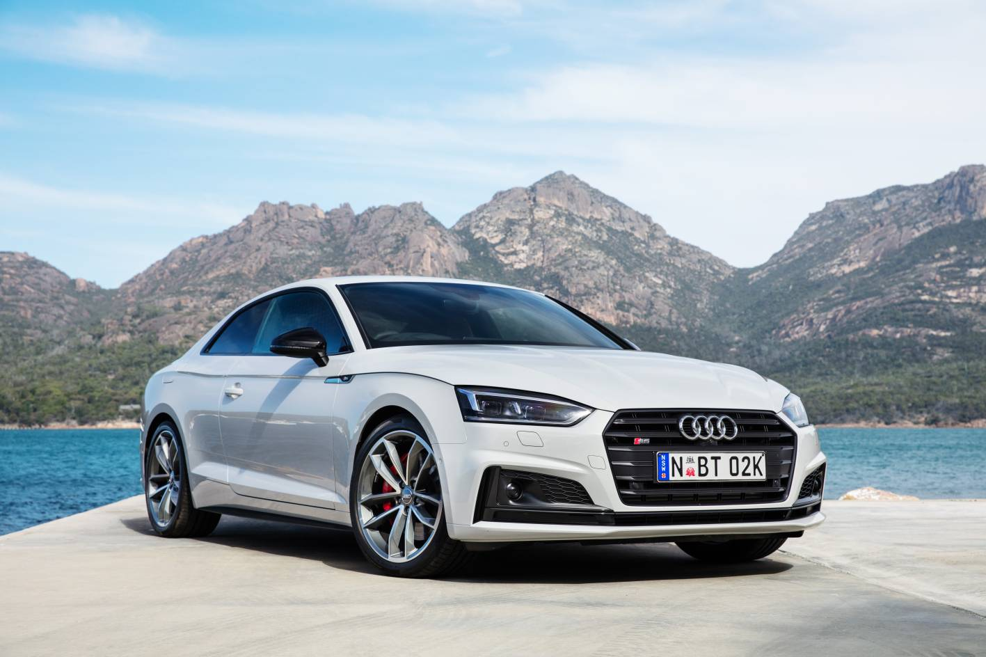 2017 audi a5 and s5 coupe pricing and specification announced. Black Bedroom Furniture Sets. Home Design Ideas