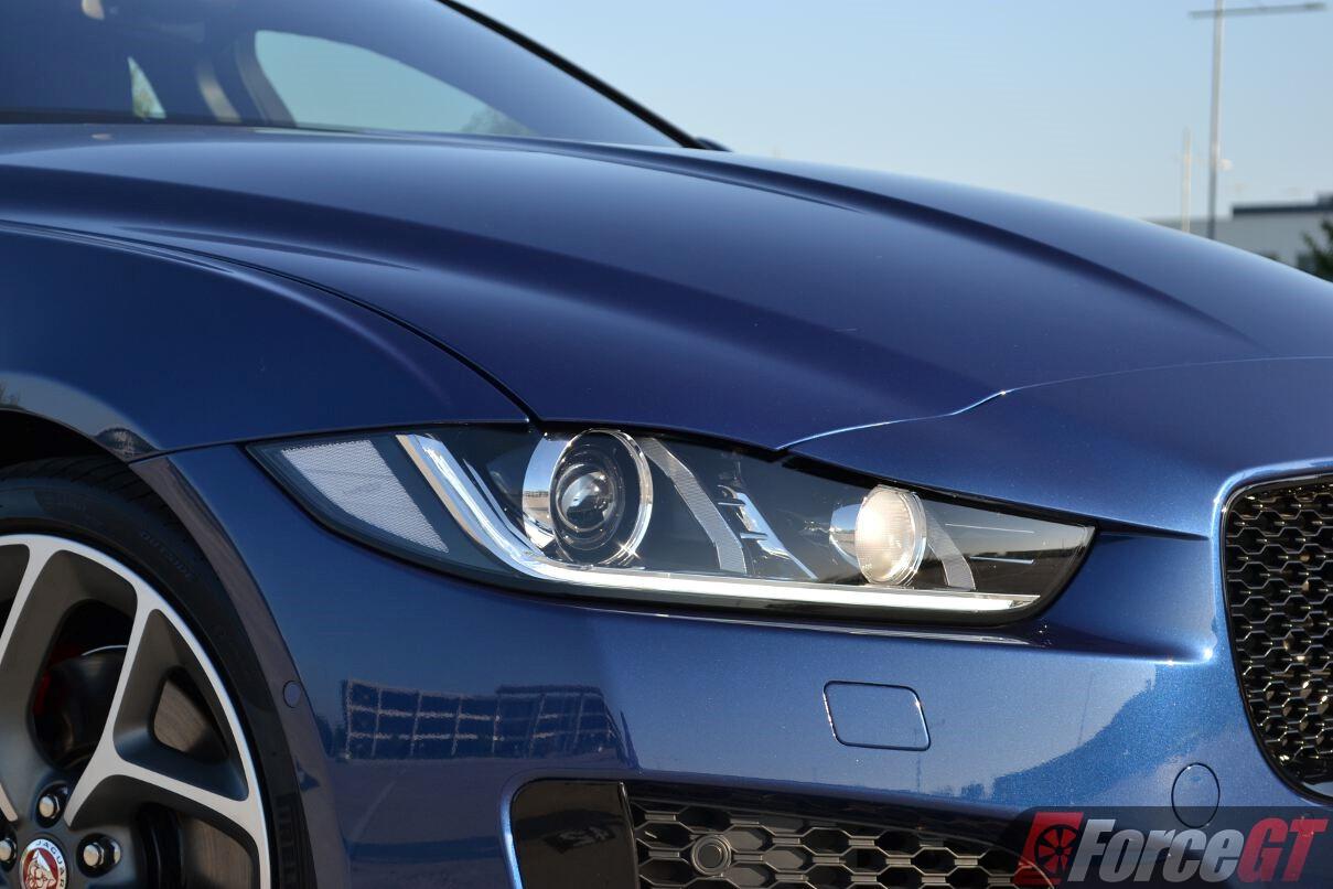 2017 Jaguar XE S Review - ForceGT.com