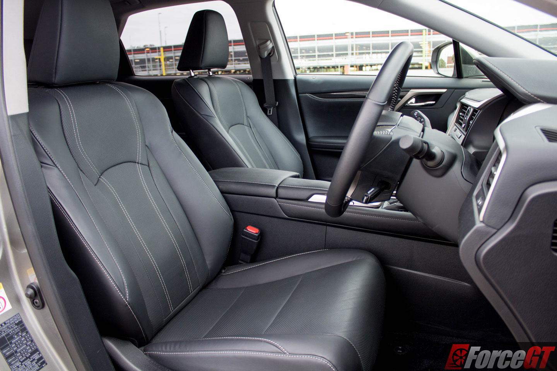 2017 Lexus Rx 200t Review Forcegt Com