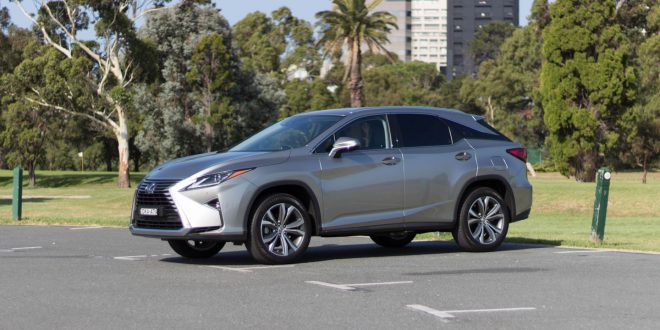 2017 Lexus RX 200t Review