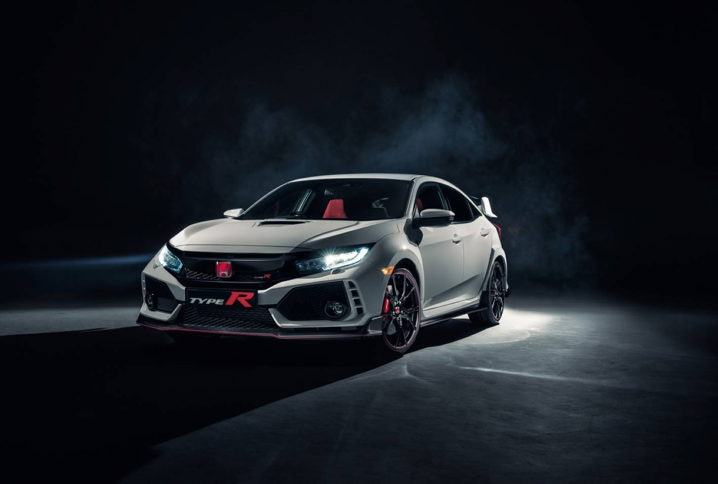 2018 honda civic type r unwrapped full details. Black Bedroom Furniture Sets. Home Design Ideas
