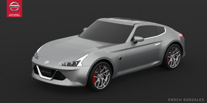 2019 Nissan Fairlady Z realistically envisioned