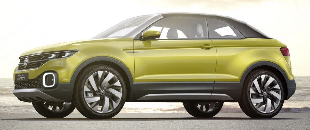 new volkswagen small suv coming in 2018 to rival toyota c hr. Black Bedroom Furniture Sets. Home Design Ideas
