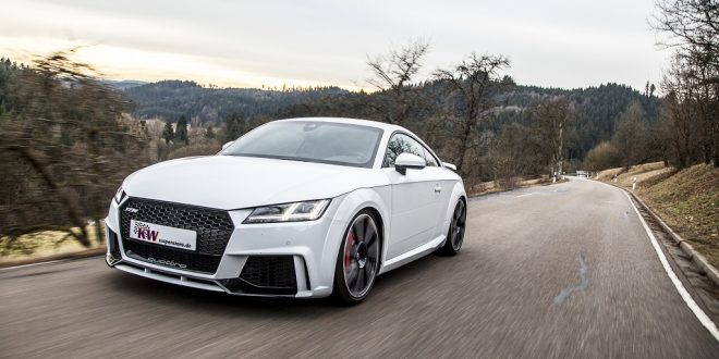 KW introduces Clubsport coilovers for Audi TT RS