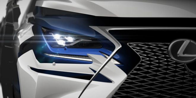 Refreshed 2018 Lexus NX teased ahead of Shanghai debut