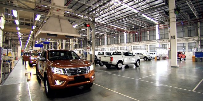 From Steel to Wheels: The making of Nissan Navara