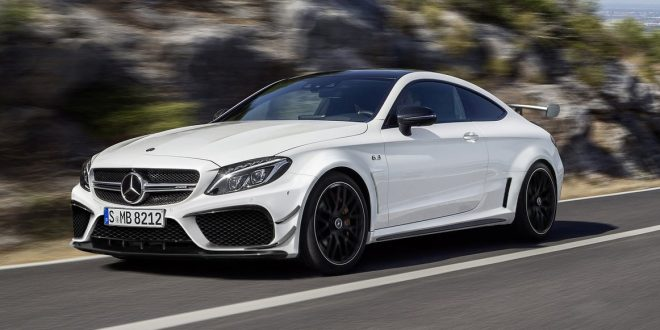Track-prepped Mercedes-AMG C63 R on the way