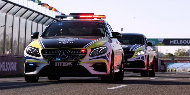 Victoria Police gets Mercedes-AMG E 43 Highway Patrol car