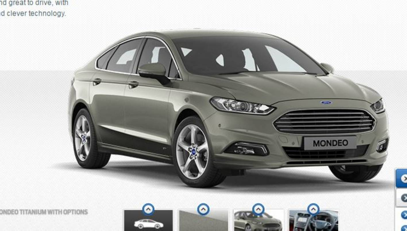 2017 ford mondeo gets premium look and new metalicious. Black Bedroom Furniture Sets. Home Design Ideas