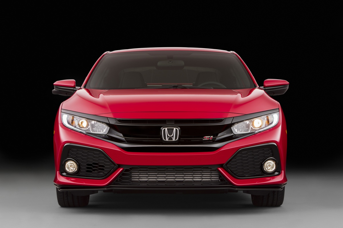 2017 honda civic si headed for production as a coupe and for Honda civic si 2017 sedan