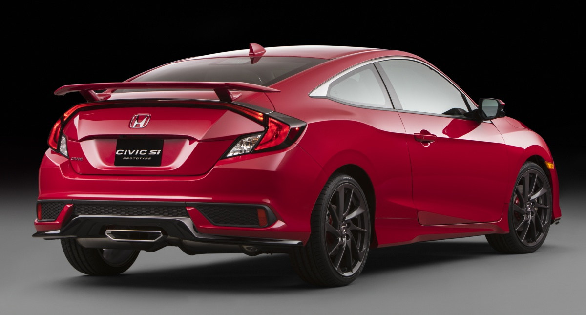 2017 honda civic si headed for production as a coupe and sedan. Black Bedroom Furniture Sets. Home Design Ideas