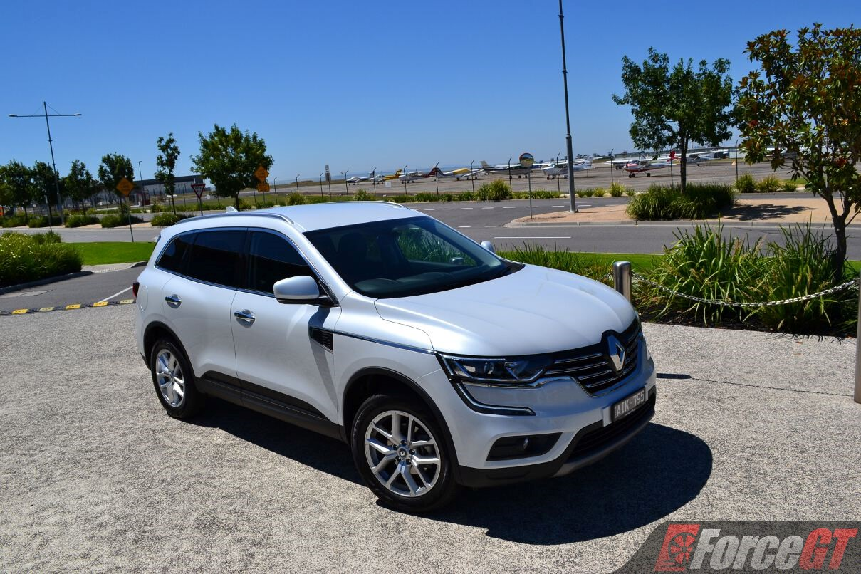 2017 renault koleos review. Black Bedroom Furniture Sets. Home Design Ideas