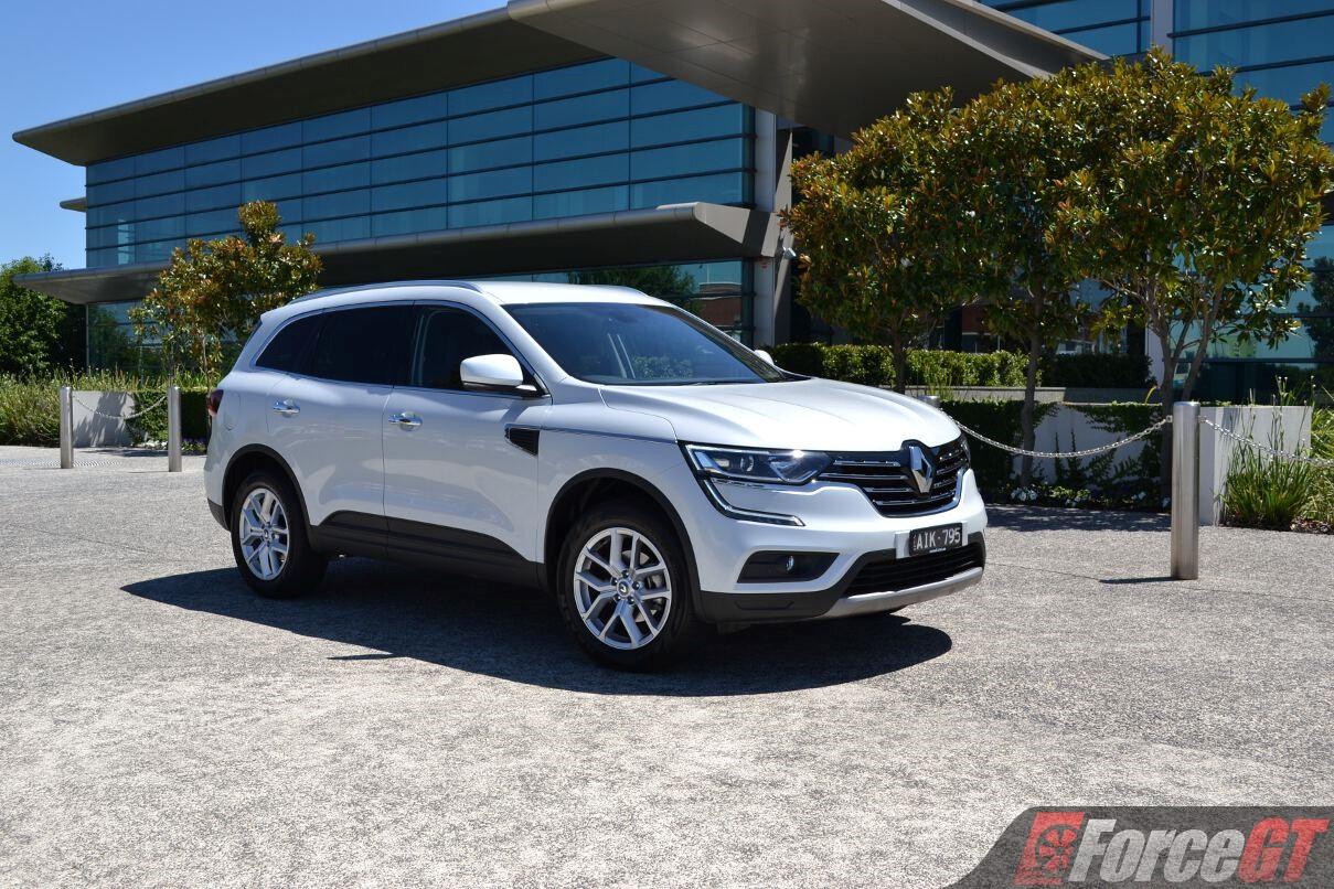 2017 Renault Koleos Review - ForceGT.com