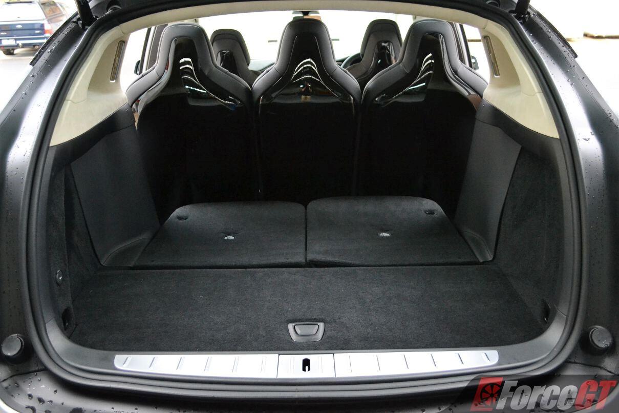 Mazda 3 Cargo Space Dimensions >> 2017 Tesla Model X P100D Review - ForceGT.com